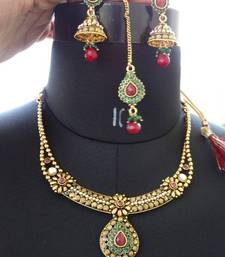 Buy Neck set Necklace online