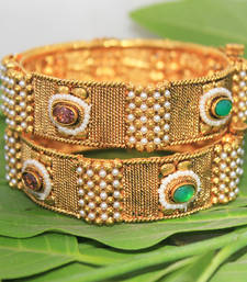 Buy antiquebangleno279 bangles-and-bracelet online