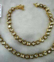 Buy Royal Designer Ethnic Collection No. 0187 anklet online