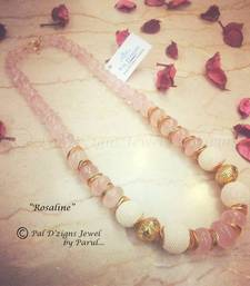 Buy Rosaline- Neckline  Necklace online