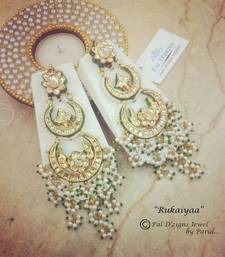 Buy Rukaiyaa Earings danglers-drop online