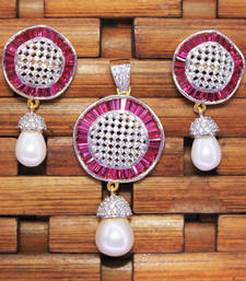 Buy adsetno487 necklace-set online