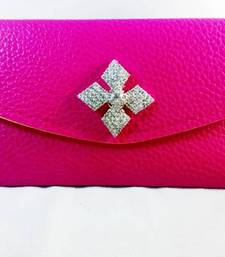 Buy Hot Pink Cocktail Wallet wallet online