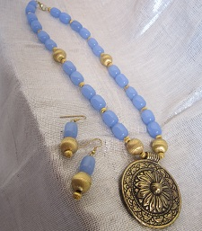 Buy The Beautiful Blue Set necklace-set online