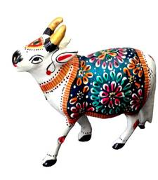 Buy HANDMADE BRASS COW other-home-furnishing online