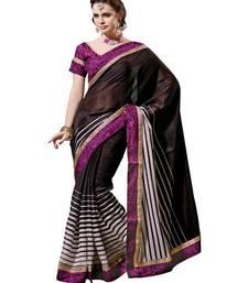 Buy Rani Art Silk Exclusive Partywear Saree art-silk-saree online