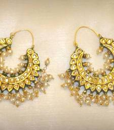 Buy Jhaanjhari Moti Baali   Earring online