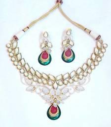 Buy Royal elegant bridal wear set 1101 bridal-set online