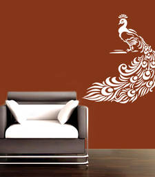 Buy Peacock  wall-decal online