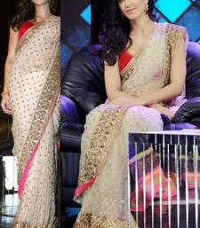 Buy Katrina Kaif Indian traditional bollywood saree, designer saree, party wear saree, facny saree. katrina-kaif-saree online