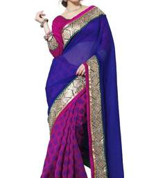 Buy indian Latest New trendz Cotton Supernet Saree by Sareez HOUSE cotton-saree online