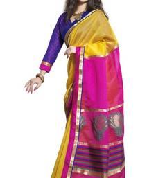 Buy Indian Designer Latest FAncy Cotton Supernet Sarees By Sareez House cotton-saree online