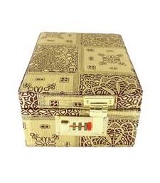 Buy Goldencollections Stylish Jewellery Box jewellery-box online