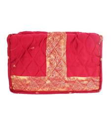 Buy Goldencollections Marron Jewellery Pouch jewellery-box online
