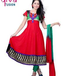 Buy Party/Festival wear Designer Anarkali Suits Diwali discount offers diwali-discount-offer online