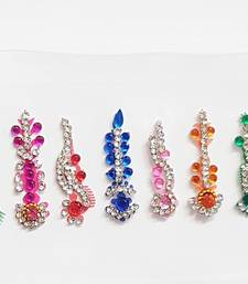 Buy Multicolor crystal other bindi online