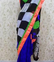 Buy Deepika Chennai Express Saree deepika-padukone-saree online