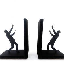 Buy Holding Men Book End Table Top sculpture online