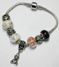 Buy Teddy Bear Charm Bracelet bangles-and-bracelet online