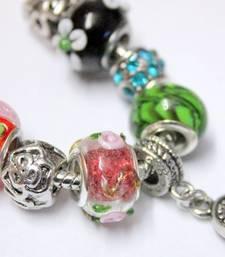 Buy Rhinestone Charm Bracelet bangles-and-bracelet online