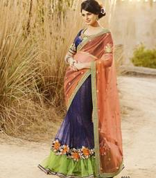 Buy eternal collection 6010 diwali-sarees-collection online