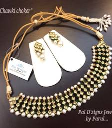 Buy Chawki Choker Set  necklace-set online