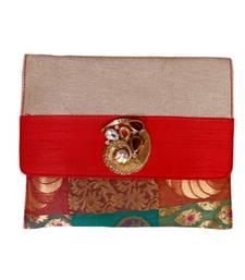 Buy Craftstages Ethnic Broacde Sling Style Purse sling-bag online