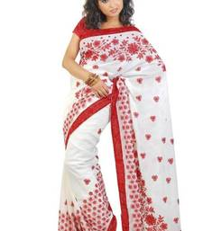 Aria Red Georgette Saree TTEG1820A shop online
