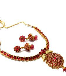 Buy Kemp Traditional Necklace Set necklace-set online
