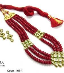 Buy Lal Mahal Necklace necklace-set online