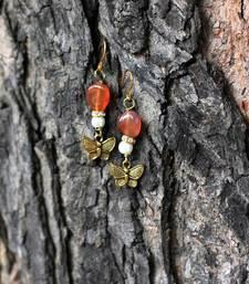 Buy Dainty Butterfly Earrings danglers-drop online