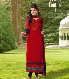 Buy Evelyn Sharma Designer Straight Suits salwars-and-churidar online