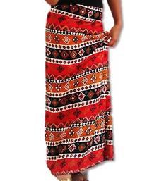 Buy Wraparound skirt skirt online