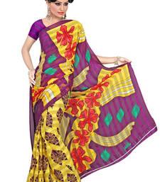 Buy Saraswati Print Saree printed-saree online