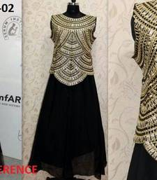 Buy NARGIS DESIGNER BOLLYWOOD GOWN dress online