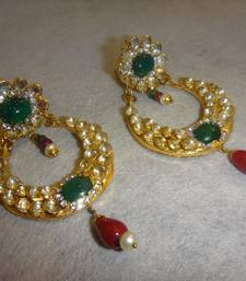Buy Feathery Pacchi danglers-drop online