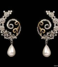 Buy Design no. 1.554....Rs. 1700 Earring online