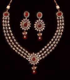 Buy Design no. 10b.2014....Rs. 3950 Necklace online