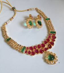 Buy Design no. 12.1191....Rs. 6900 Necklace online