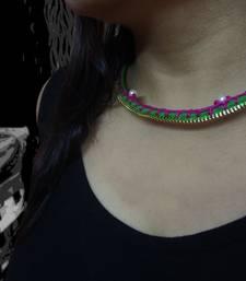 Buy zip your neck Necklace online
