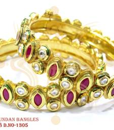 Buy magan kundan bangles bangles-and-bracelet online