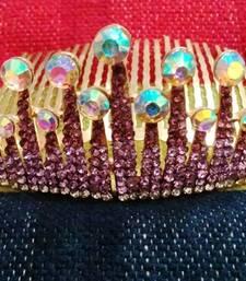 Buy Purple Ombre Diadem Tiara hair-accessory online