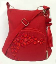 Buy Red Sling Bag online