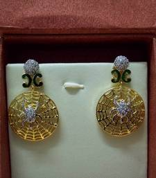 Buy AD-CZ Dangler Earring 002 gifts-for-sister online