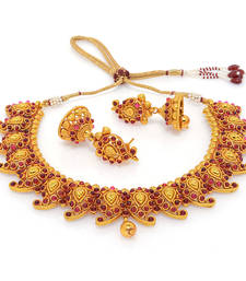 Buy Exclusive traditional necklace collection necklace-set online