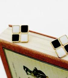 Buy Checker Board Studs by Fever 21 stud online