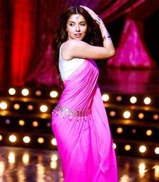 Buy Pink SAree satin-saree online