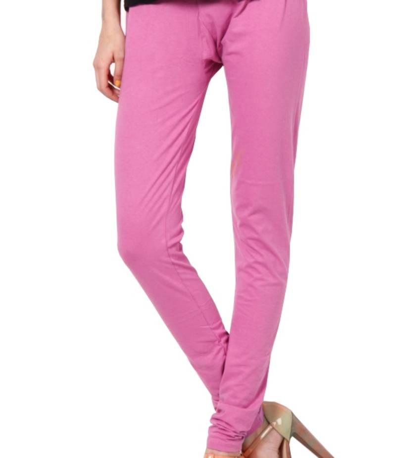 Buy dee fashion house lavender cotton lycra legging online for Housse lycra