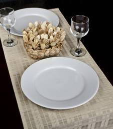 Buy Premium Talipot Table Runner - Natural table-mats-and-runner online