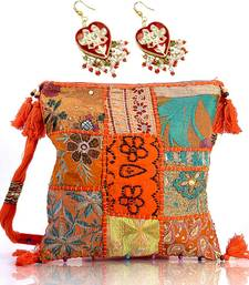 Buy Hand Embroidery Women Fashion Bag Mothers Day Gift gifts-for-mom online